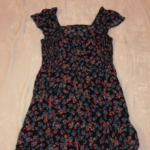 Express Floral Printed Summer Dress Size Medium